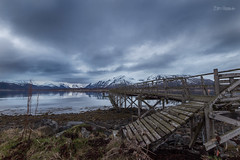 Another one bites the dust (Normann Photography) Tags: brygge vesterålen abandoned decay mountains northernnorway pier nordland norway no
