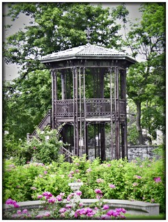 Sonnenberg Gardens & Mansion Historic Park ~ Canandaigua NY  - Viewing  Tower