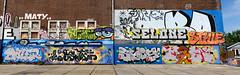 graffiti and streetart in Amsterdam (wojofoto) Tags: amsterdam graffiti streetart nederland netherland holland ndsm noord wojofoto wolfgangjosten