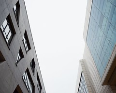 Look up. (V. Maradin) Tags: building architecture city urban civilengineering pointofview geometric croatia