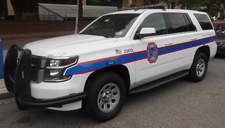 Metro Transit Police Emergency Management Tahoe