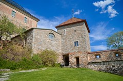 Akershus fortress in Oslo! #fortress #oslo #nikon (The three eyed raven) Tags: nikon oslo fortress