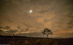 darling downs nightscape (andrew.walker28) Tags: nightscape stars cloud light pollution astrophotography darling downs queensland australia