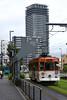 Kumamoto City Tram 1354 (Howard_Pulling) Tags: kumamoto tram trams strassenbahn train trains railway zug japan japanese howardpulling