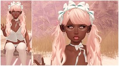 Comfort Creek (Lili [My Fashionista Heart]) Tags: aii blah blush buzzeri catwa cubiccherry ersch events limerence makeup mandala moonamore s0ng unnie up zombiesuicide cute kawaii gifts freebies