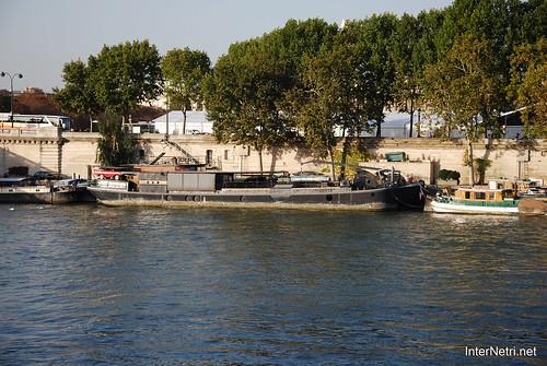 Париж Сена InterNetri  France 120