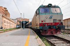 E633 097 (TrinacriaFerroviaria) Tags: agrigento e633 espresso 856 treno