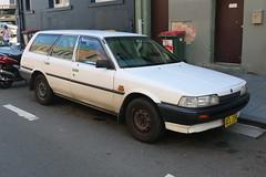 1993 Holden Apollo JL SLX Wagon (jeremyg3030) Tags: 1993 holden apollo jl slx wagon cars toyotacamry