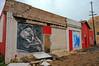 long street murals (brown_theo) Tags: mural long street garfield east side columbus ohio kinglincoln district brick falling down building