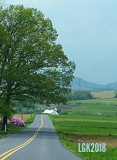 Slate Belt's gentle rolling hills