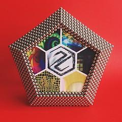 """Pentagonal drum <a style=""""margin-left:10px; font-size:0.8em;"""" href=""""http://www.flickr.com/photos/153291053@N05/39969312210/"""" target=""""_blank"""">@flickr</a>"""