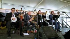 Little Big Horns at the New Orleans Jazz and Heritage Festival on Sunday, April 29, 2018
