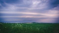 stormy sky (Tiph Haine) Tags: sony alpha 7ii sonyalpha7ii sonyfrance fullframe pleinformat 28mm primelense sony28mf2 projet52 52weekprojectphotography amateur lightroom tpix french français france lorraine moselle grandest thunderstorm lightning éclair orage pluie sky wind tripod longexposure stormy arcus