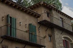 Valquirico - Tlaxcala (Alfonso Normal) Tags: tlaxcala valquirico mexico balcones formas texturas colores