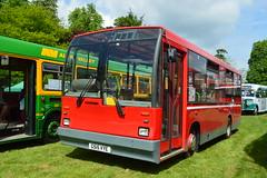 G515VYE (PD3.) Tags: london transport dennis dartline g515vye g515 vye dt15 dt 15 bus buses festival lorry lorries truck trucks basingstoke hants hampshire england uk thorneycroft