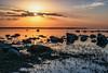 --- (katrinlillenthal) Tags: landscape sea finland beautyinnature nature seascape sunset rocks