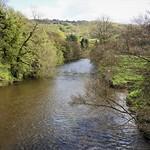 River Derwent from Cromford Bridge thumbnail
