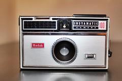 My new old camera, Kodak Instamatic 100 📷 #Camera #Antique #Vintage #Retro #Kodak #kodakinstamatic100 #Instamatic #1960s #Photography #Photo# #TakenOnCanon #canon1300d #Canon (hacken1993) Tags: antique vintage retro kodak kodakinstamatic100 instamatic 1960s photography photo takenoncanon canon1300d canon camera