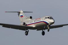 RA-87972 Yakovlev Yak-40 Rossiya - Special Flight Squadron (natan_ivanov83) Tags: vko vnukovo uuww spotting yakovlev yak40