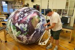 Creating the Art Float - Tam Makers - April 2018 - Photo - 108