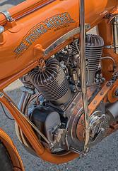 1914 Flying Merkel Motorcycle - Oroville, California (5/19/2018) (rbb32) Tags: orovillecalifornia motorcycles