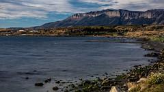 Puerto Natales (Piotr_PopUp) Tags: puertonatales ultimaesperanza patagonia chile sea seascape afternoon landscape longexposure water latinamerica southamerica