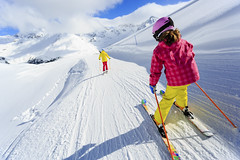Rayburn Ski (Rayburn Tours) Tags: active adult alps child childhood cold daughter downhill equipment family female fun girl girls goggles happiness happy helmet holiday instructor italy joy kid learning lesson mother motion mountain mountainside outdoor parent people playful playing recreation ski skirun skislope skier skiing sky snow sport sun teenager vacation white winter