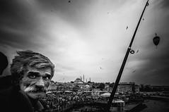 İSTANBUL NOİRE (anilaydn) Tags: istanbul ricoh gr street turkey bw