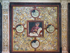 Dante (Cathédrale d'Orvieto, Italie) (dalbera) Tags: dante dalbera italie orvieto duomo cathédrale gothique enfer