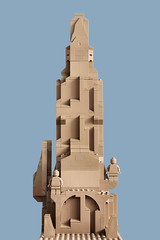 Saw Gerrera HQ rear view: Version 2 Front (graeme.watson) Tags: lego star wars saw gerreras hideout moc rogue one the catacombs cadera jeddah