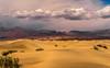 Mesquite Flat Sand Dunes Gathering Thunder Storm! Death Valley National Park Fine Art Landscape  Photography! High Resolution California Desert Landscape Photos! Dr. Elliot McGucken High Res American West Landscape & Nature Fine Art (45SURF Hero's Odyssey Mythology Landscapes & Godde) Tags: death valley national park fine art landscape photography high resolution california desert photos dr elliot mcgucken res american west nature sony a7 r 55mm f18 carl zeiss lens mesquite dunes gathering thunder storm flat sand