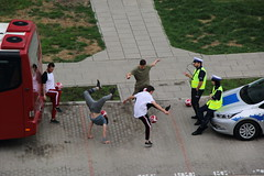 036A6436 (zet11) Tags: poland warsaw street police footballers intervention sneakpeek game dribble
