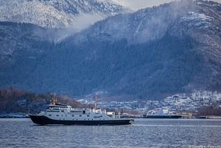 Bolsøy og Norangsfjord