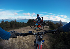 Freewheel (Wozza_NZ) Tags: freewheel wainui wainuiomata lowerhutt wellington newzealand pov gopro mountainbike mountainbiking biking cycle cycling bikes bansheespitfire konaprocess nz trailpark wtp view harbour spot ride scenic
