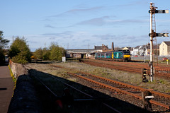 Decay (Richie B.) Tags: 2c42 workington cumbria arriva northern trains drs direct rail services vossloh caterpillar class 68 68004 68003