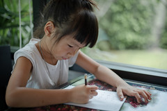 LRM_EXPORT_20180506_120030 (tontygammy) Tags: nikon d750 nikkor 50mm portrait littlegirl asiangirl learning lesson education