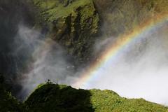 20170818-125625LC (Luc Coekaerts from Tessenderlo) Tags: iceland isl skogar suðurland rangárþingeystra skógafoss waterfall waterval rainbow regenboog splitdef181206skogafoss public nobody cc0 creativecommons 20170818125625lc coeluc vak201708iceland