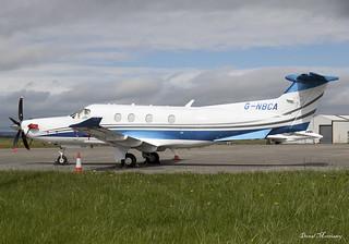 Narm Aviation Ltd. PC-12 G-NBCA