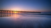 Sea View Rush (Travis Rhoads) Tags: 2018 sonyilce7rm2a7rii zeissbatis18mmf28 reallyrightstuff ba72l bh55 rrspcl01 tvc33 leefoundationkit formatthitechfirecrest6stopnd formatthitechfirecrest2stopnd coastal beach coastline fishingpier flowingwater goldenhour landscapephotography longexposure nikcollectionbygoogle ocean waves sunrise thegoldenhour copyright2018 travisrhoadsphotography water northcarolina northtopsailbeach seaviewfishingpier