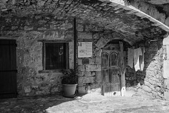 P1007111_b (daniellelallemand) Tags: aveyron occitanie france noiretblanc lumixg9