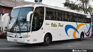 Marcopolo Viaggio G6 1050 / Salón Villa Prat