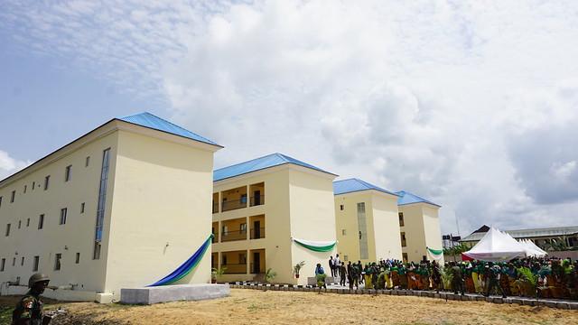 (DSP) Ekeremado Commissions House Doctors Quarters, FMC
