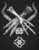 Bones and Petals (Morphosis Artwork) Tags: darkart wiccan gothicart occultart shamanism witchcraft blackmagic