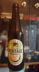 Tried this today..  lovely and a generous bottle too (boysnips) Tags: greenking heritagesuffolkpaleale beer bitter realale bottle