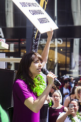 Toronto Global Marijuana March - Jodie Emery (jer1961) Tags: toronto march protest bloorstreet yorkville torontoglobalmarijuanamarch globalmarijuanamarch cannabis potlegalization jodieemery