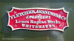 23/05/1997 - Pendre, Tywyn, Gwynedd, mid-Wales. (53A Models) Tags: talyllynrailway fletcherjennings 421864 042st 1 talyllyn narrowgauge steam pendre tywyn gwynedd midwales train railway locomotive railroad