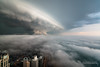(5.14.18)-360_Shelf_Fog-WEB-5 (ChiPhotoGuy) Tags: chicago skyline storm stormchasing stormy weather cloudporn shelfcloud forg cityscape 360chicago