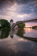 Abteibrücke (Sascha Gebhardt Photography) Tags: nikon nikkor d850 1424mm lightroom langzeitbelichtung landscape landschaft photoshop berlin germany deutschland hauptstadt reise roadtrip reisen travel tour fototour fx