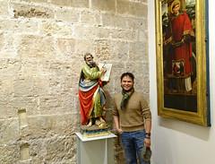 Valencia '18 (faun070) Tags: stmatthewfranciscobru faun070 dutchguy tourist valencia cathedralmuseum
