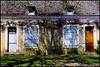 Château Lhermitage (Sarthe) (gondardphilippe) Tags: châteaulhermitage sarthe maine paysdelaloire maison house architecture bâtiment campagne colors couleurs door porte extérieur outdoor fenêtre window mur nature ombre quiet rural ruralité zen